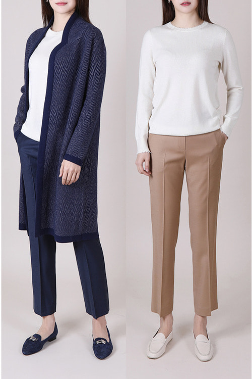 3차제작완료 Tollegno1900 italy] by emile classic pants Ⅱ -3color