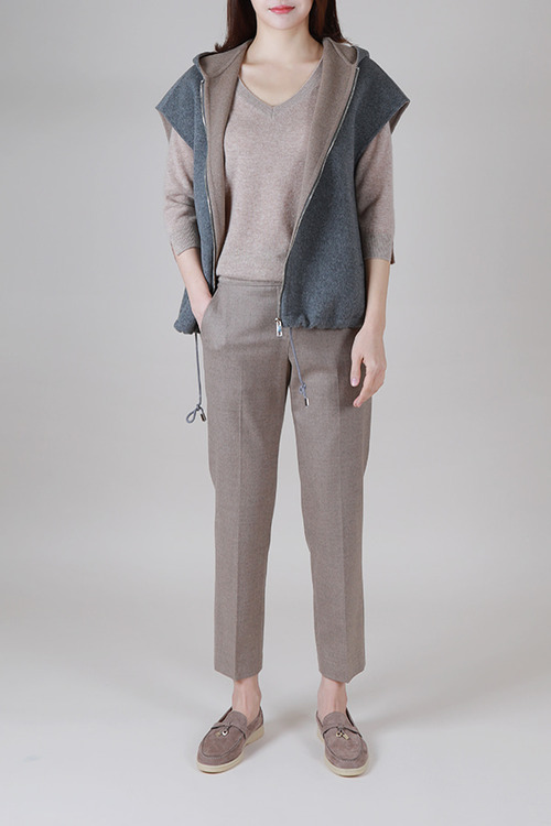 By emile] FW classic pants -2color