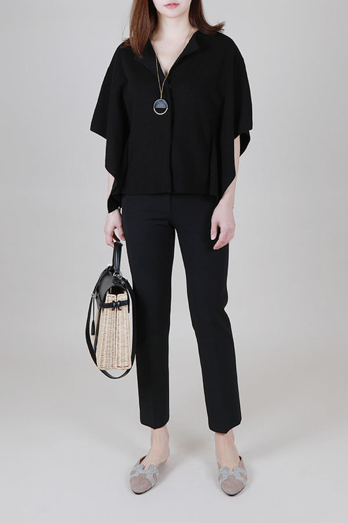 By emile] 18ss 베이직팬츠 [black]